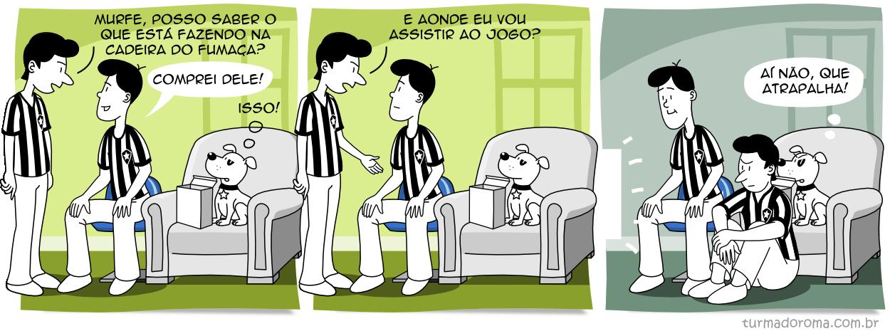 Tirinha 181 Botafogo