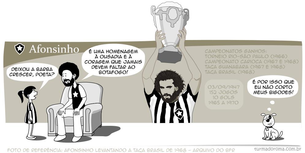 Tirinha 184 Botafogo