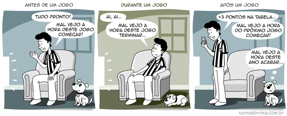 Tirinha 186 Botafogo