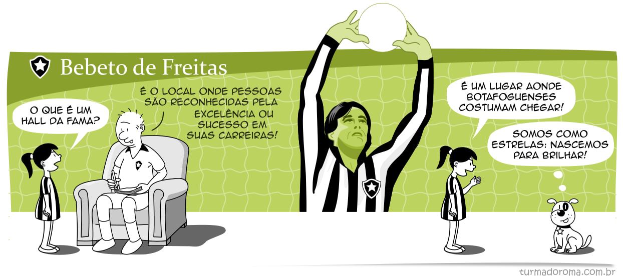 Tirinha 188 Botafogo