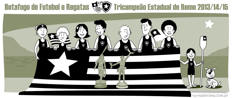 Tirinha 189 Botafogo