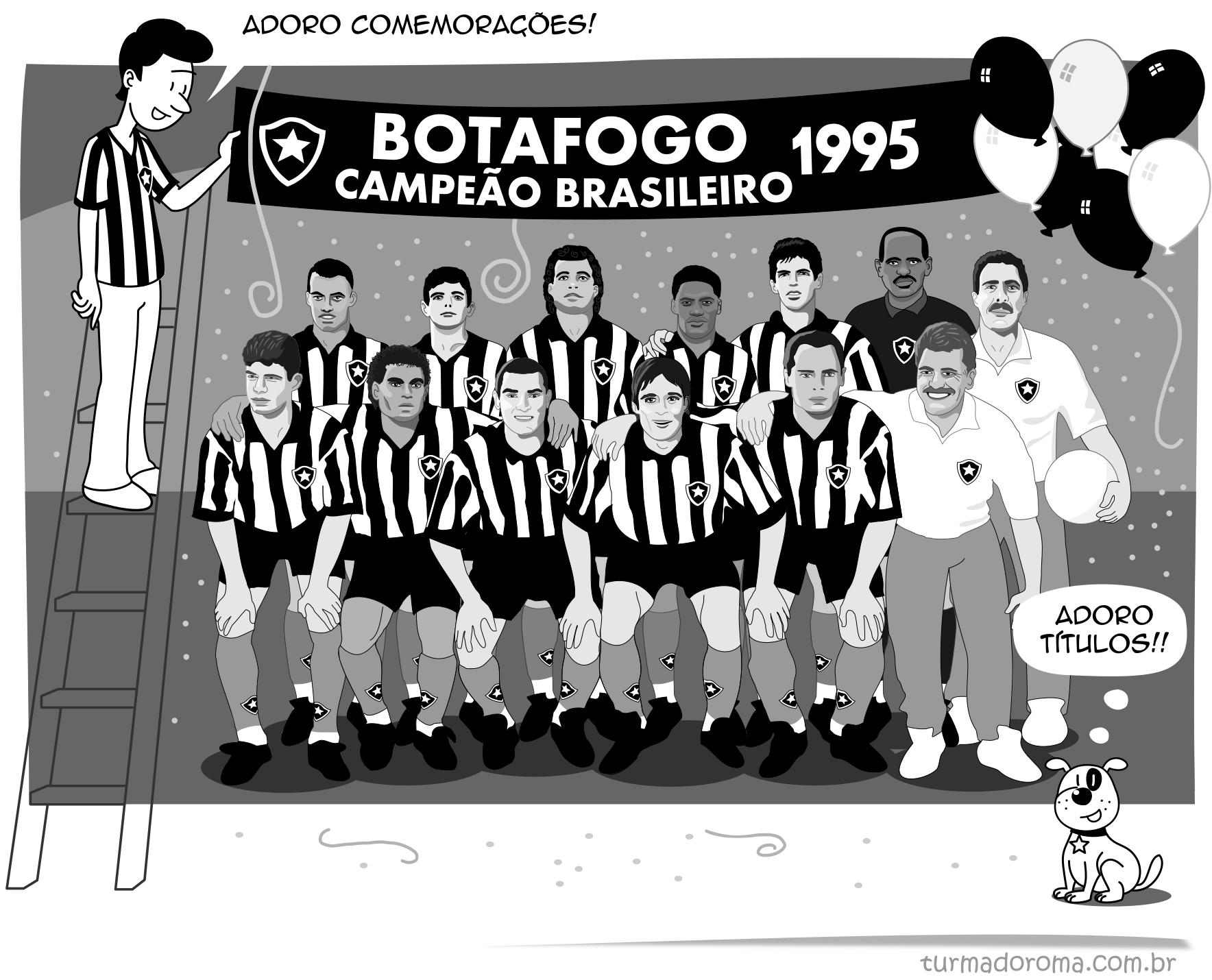 Livro Bota 1995