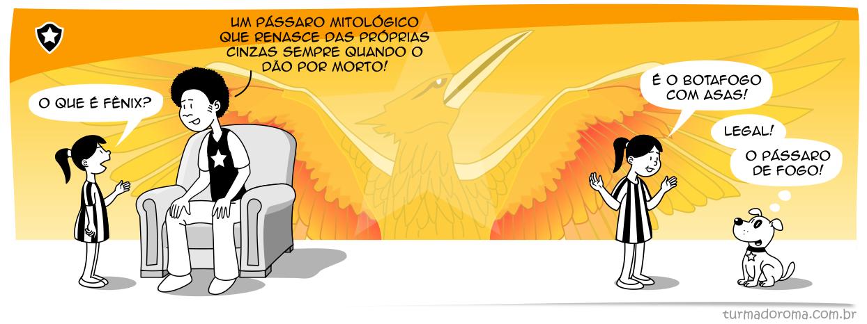 Tirinha 190 Botafogo