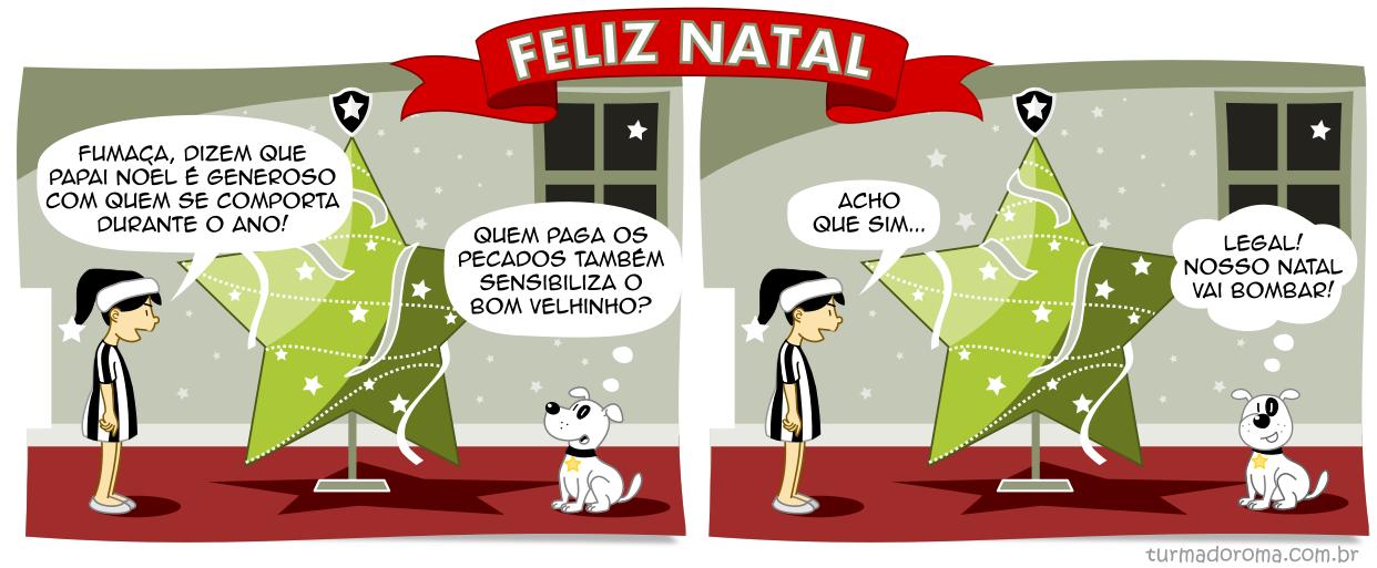 Tirinha 193 Botafogo
