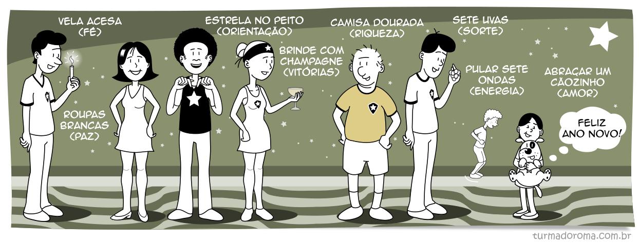 Tirinha 194 Botafogo