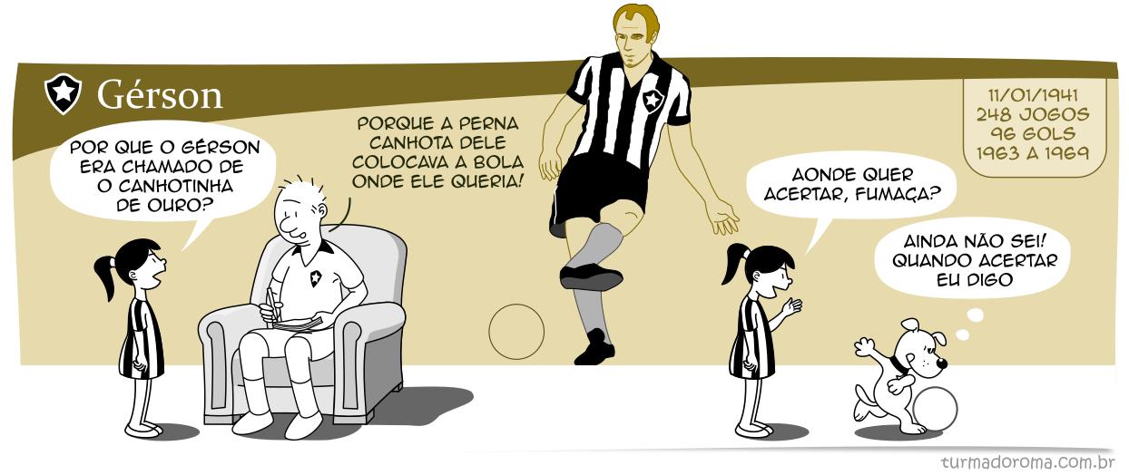 Tirinha 195 Botafogo