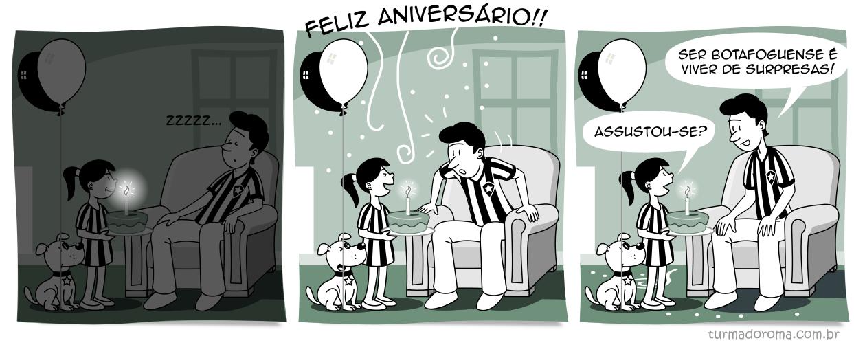 Tirinha 198 Botafogo