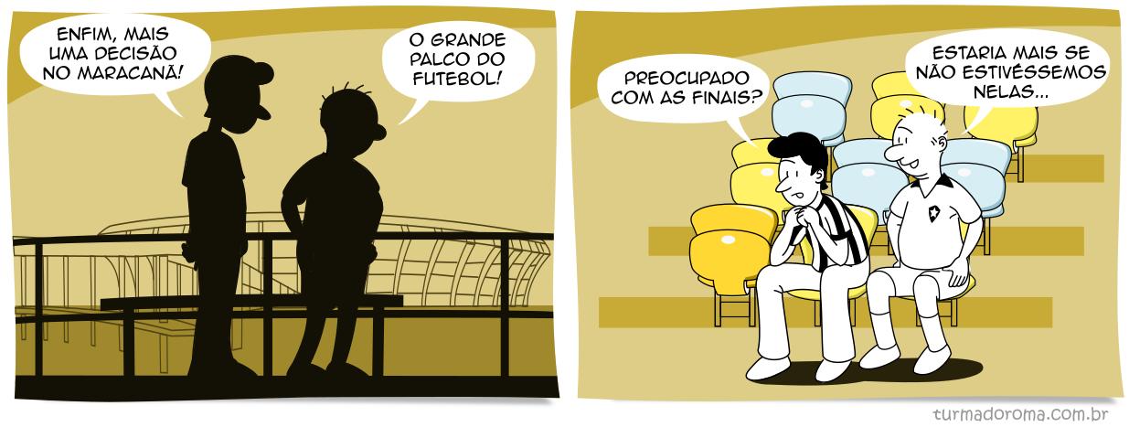 Tirinha 209 Botafogo
