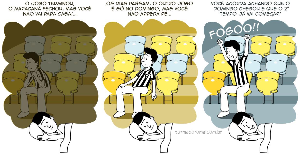 Tirinha 210 Botafogo