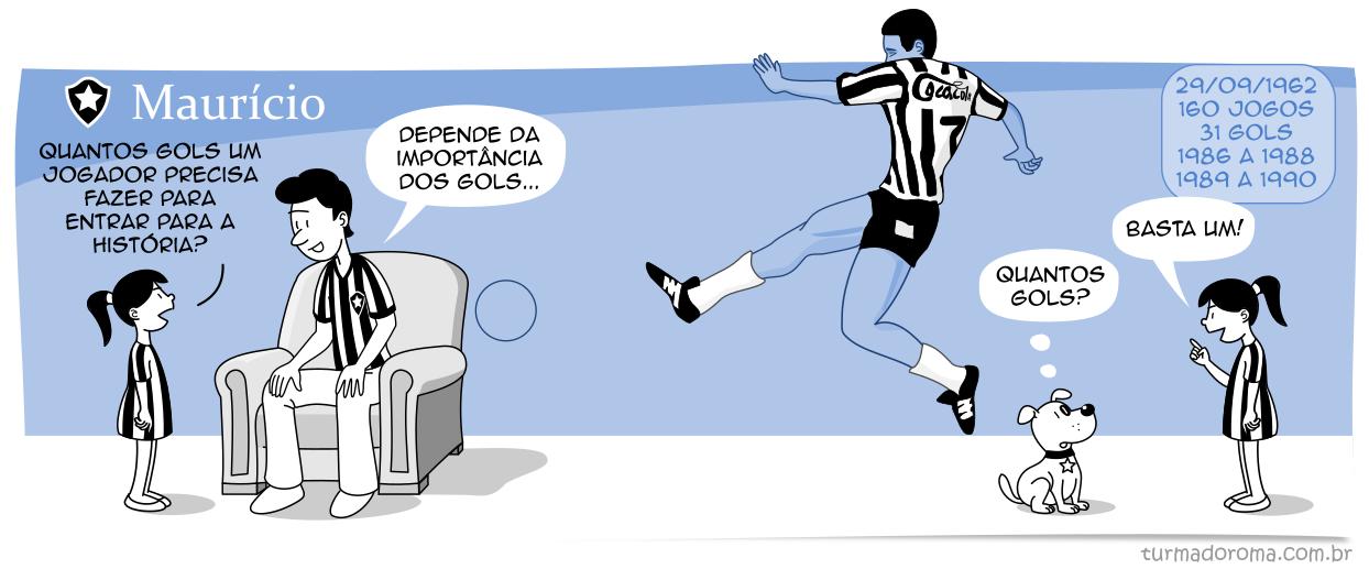 Tirinha 214 Botafogo