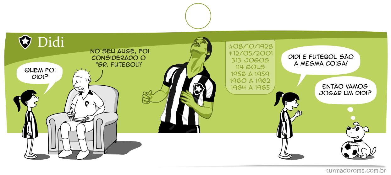 Tirinha 215 Botafogo