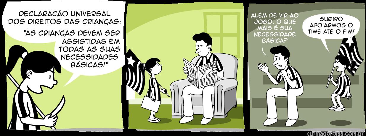 Tirinha 216 Botafogo