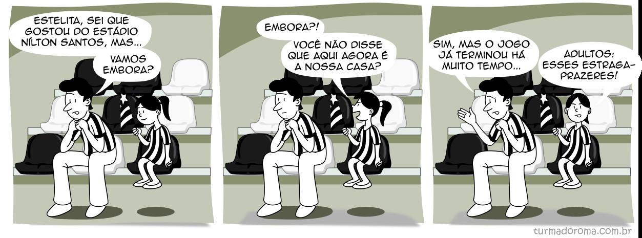 Tirinha 130a Botafogo