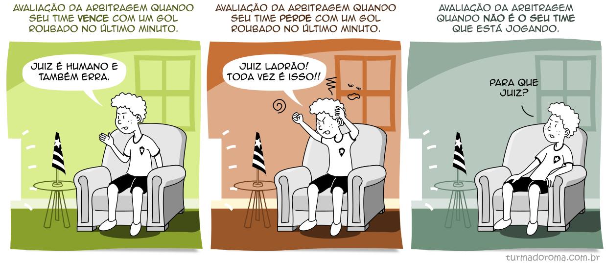 Tirinha 220 Botafogo