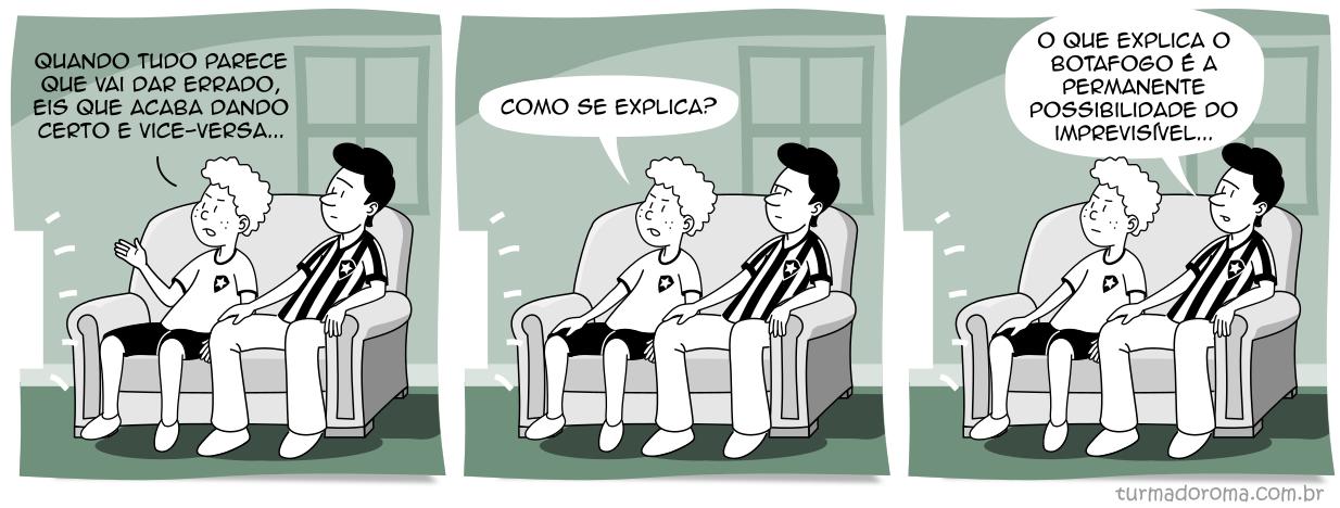Tirinha 221 Botafogo