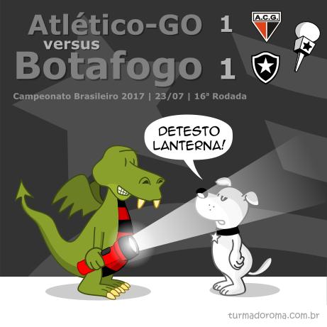 16 ATL-GO 1 x 1 BOTA
