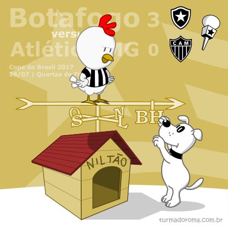BOT 3 x 0 ATL-MG CB