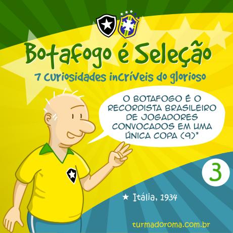 Curiosidades Selefogo 3-7