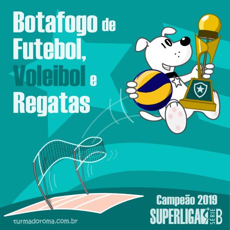 Campeão Superliga B 2019