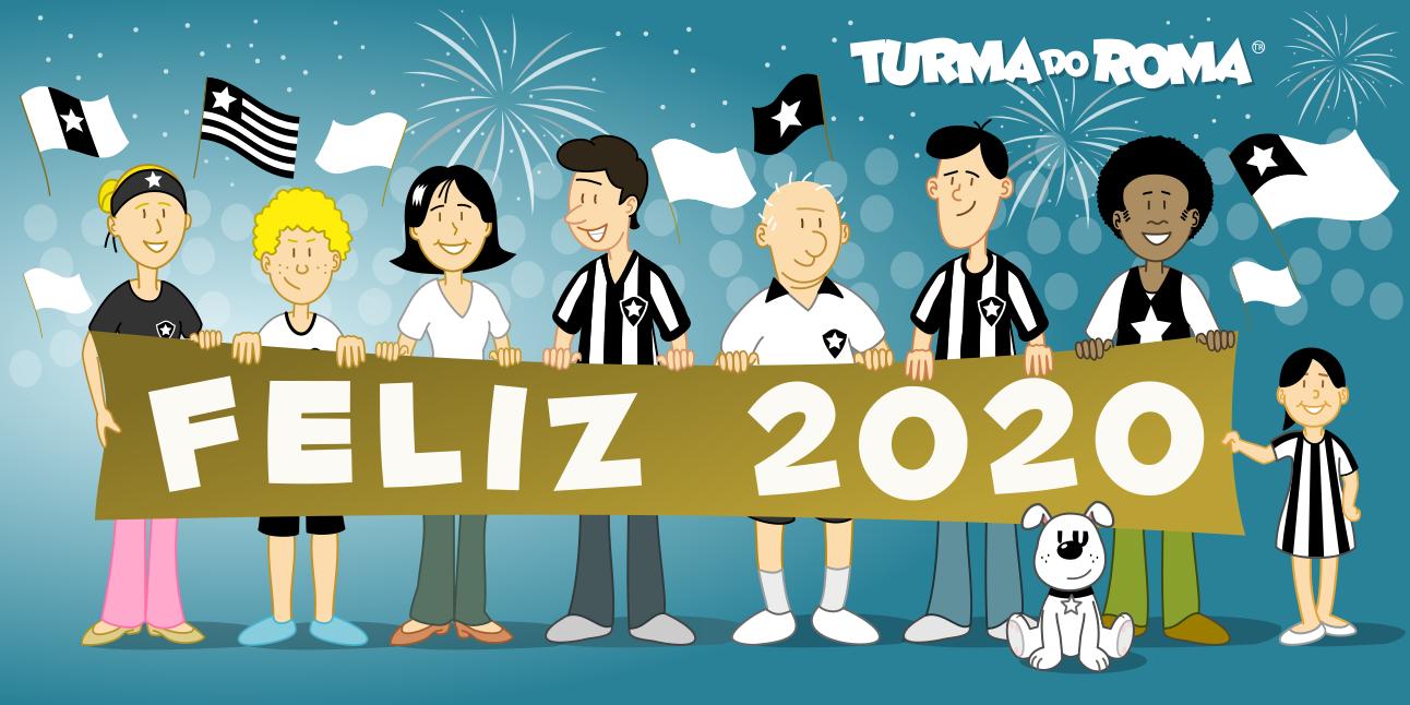 Feliz 2020 a